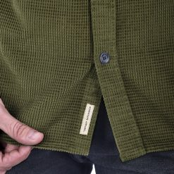 Camisa Corduroy Forestman (Hombre)